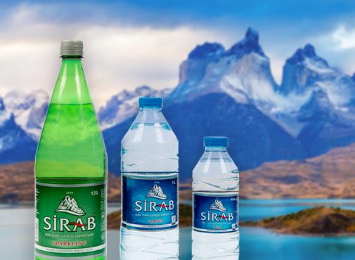 Мінеральна вода SIRAB: користь для дівчат 40+